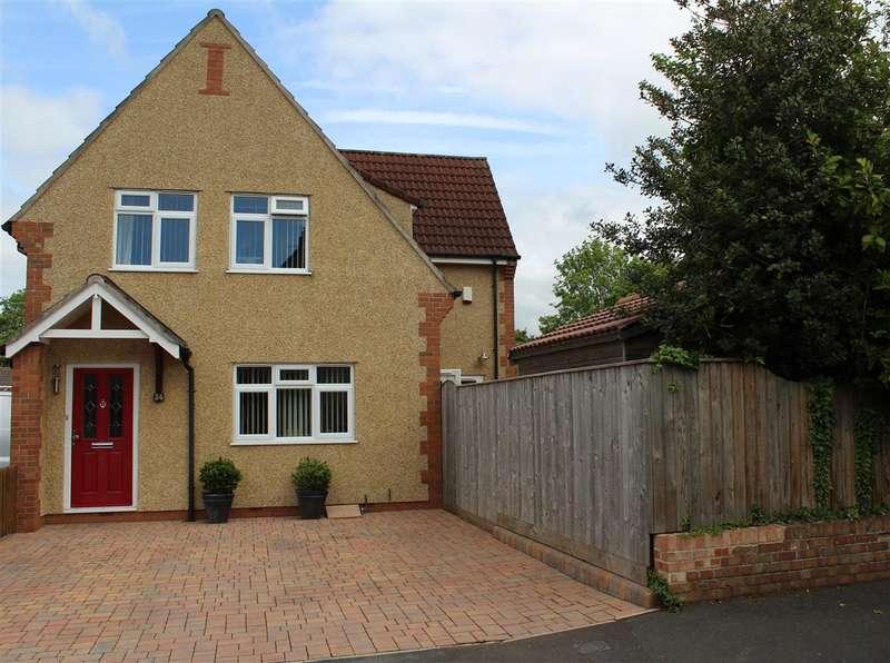 3 Bedrooms Detached House for sale in Morley Avenue, Mangotsfield, Bristol