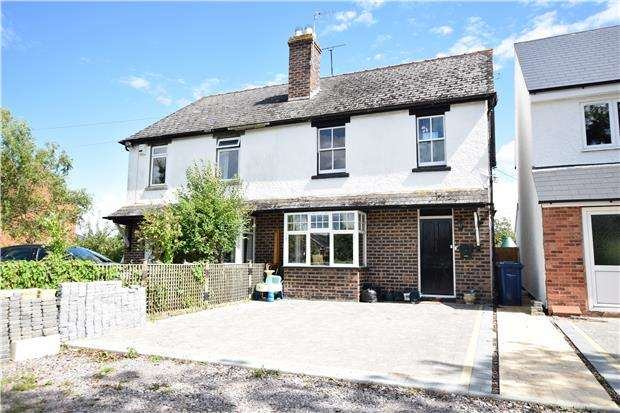 3 Bedrooms Semi Detached House for sale in Main Road, Minsterworth, GLOUCESTER, GL2 8JG
