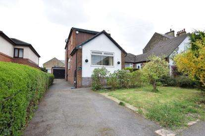 3 Bedrooms Bungalow for sale in Mount Pleasant Road, Pudsey, Leeds, West Yorkshire