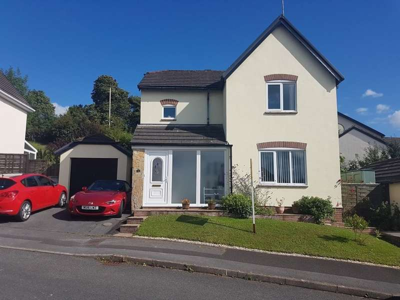 3 Bedrooms Detached House for sale in Bunting Close, Ogwell, Newton Abbot