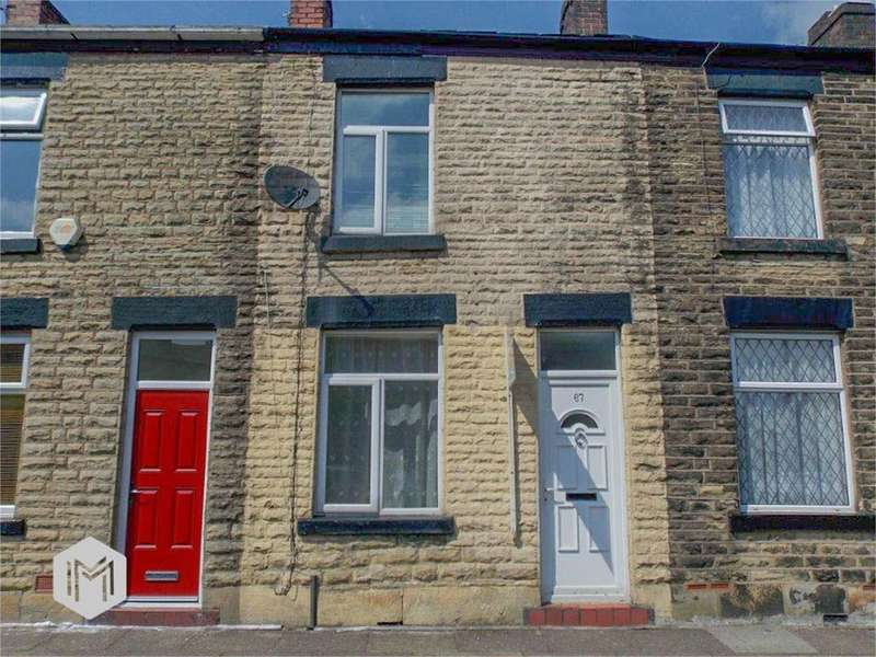 2 Bedrooms Terraced House for sale in Brief Street, Tonge Park, Bolton, BL2