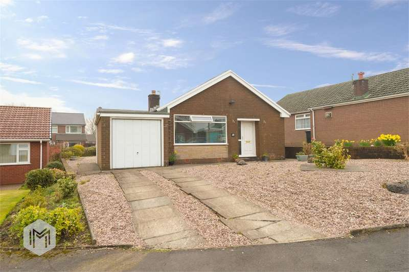 3 Bedrooms Detached Bungalow for sale in Westerdale Drive, Ladybridge, Bolton, BL3