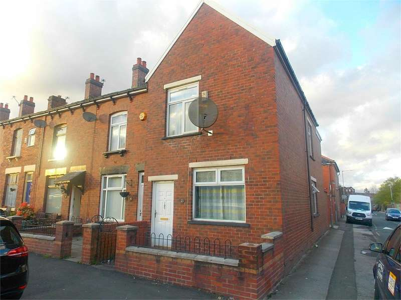2 Bedrooms End Of Terrace House for sale in Cundey Street, Bolton, Halliwell, BL1