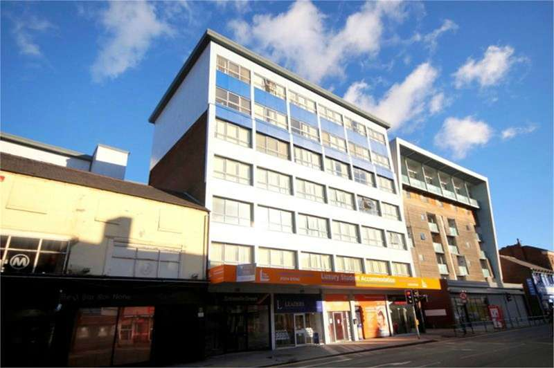 1 Bedroom Apartment Flat for sale in 101 Bradshawgate, Bolton, Lancashire, BL1