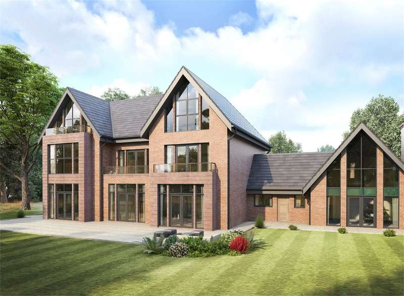 5 Bedrooms Detached House for sale in 5 Burnthwaite Hall, Old Hall Lane, Lostock, Bolton, BL6