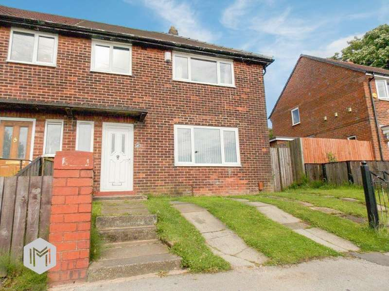 3 Bedrooms End Of Terrace House for sale in Aldercroft Avenue, Bolton, BL2