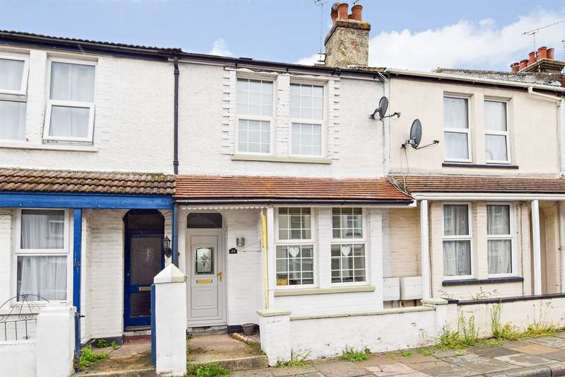 3 Bedrooms Terraced House for sale in Cobblers Bridge Road, Herne Bay