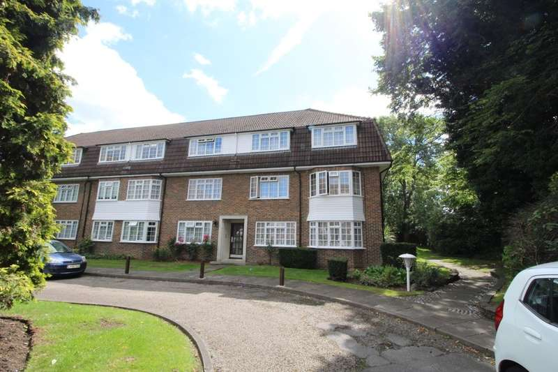 2 Bedrooms Flat for sale in Queensfield Court London Road, Sutton, SM3