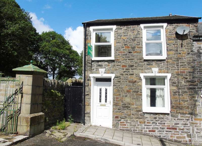 2 Bedrooms Terraced House for sale in Woodland Terrace, Mountain Ash