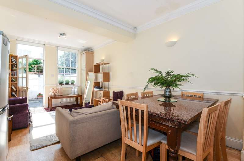 5 Bedrooms House for sale in Kennington Park Road, Kennington, SE11
