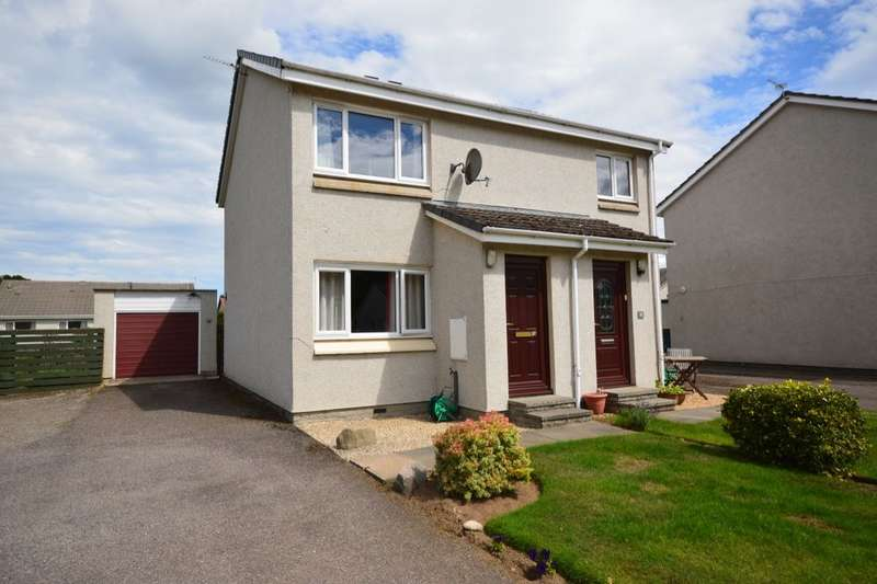 2 Bedrooms Flat for sale in Oakdean Place, Nairn, IV12