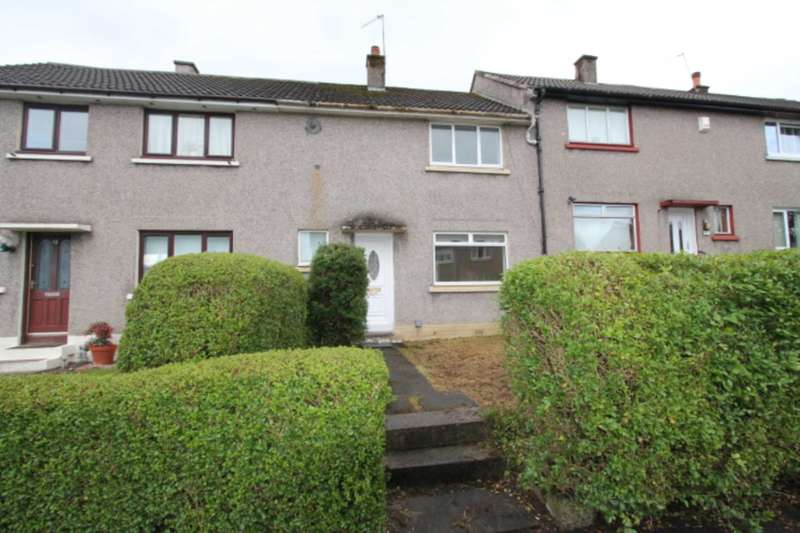 2 Bedrooms Terraced House for sale in Birch Crescent, Johnstone Castle