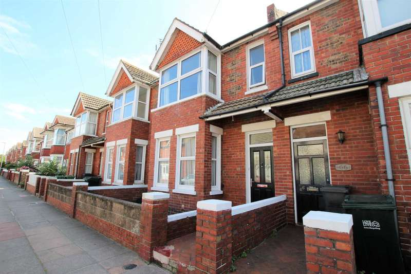 3 Bedrooms Terraced House for sale in Channel View Road, Eastbourne, BN22 7LL