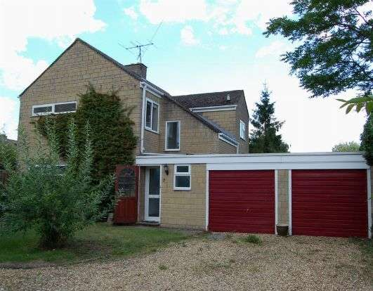 4 Bedrooms Detached House for sale in Church Lane, Wicken, Northants MK19 6BU