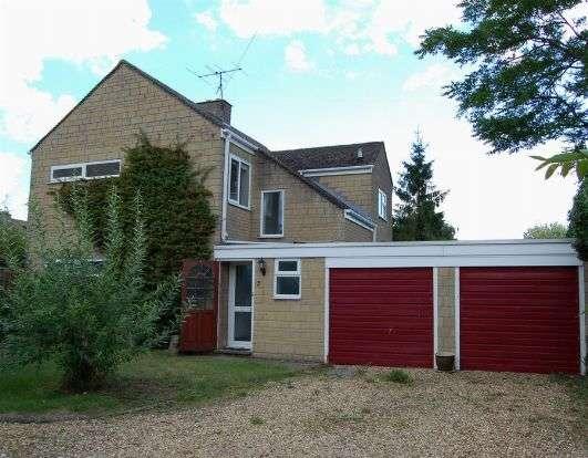 4 Bedrooms Detached House for sale in Church Lane, Wicken, Northants MK19 6BU