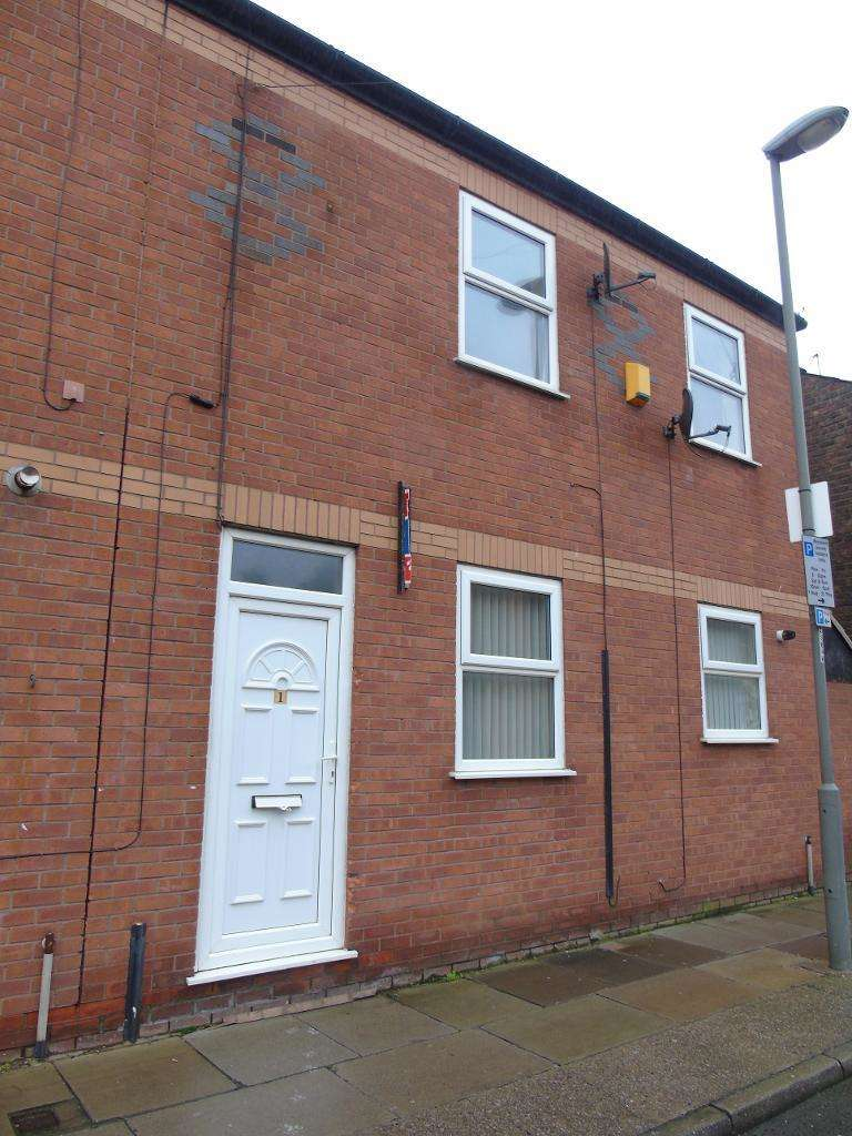 2 Bedrooms End Of Terrace House for sale in Linton Street, Liverpool, L4 5XB