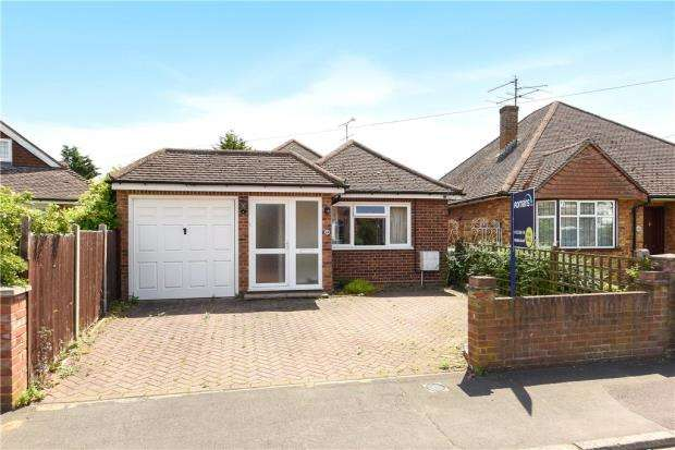 3 Bedrooms Detached Bungalow for sale in Tilstone Close, Eton Wick, Windsor