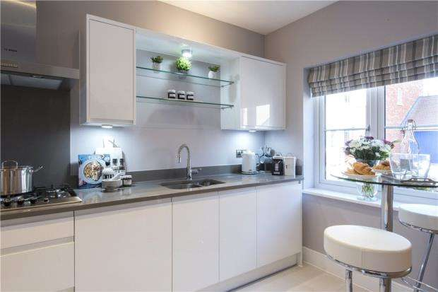 3 Bedrooms Detached House for sale in Mohawk Way, Woodley, Berkshire