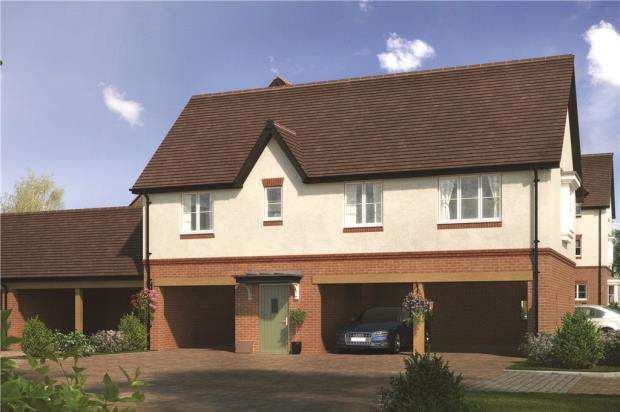 3 Bedrooms Detached House for sale in Woodhurst Park, Warfield, Berkshire