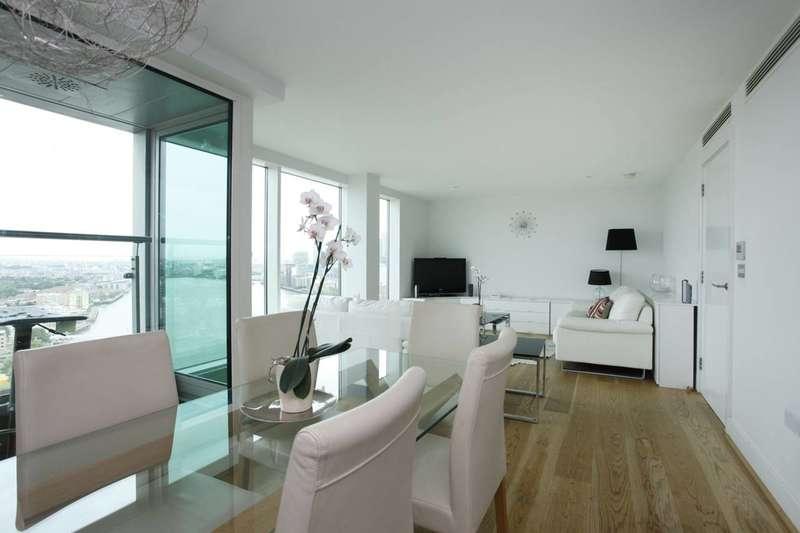 2 Bedrooms Flat for sale in Aragon Tower, Deptford, SE8