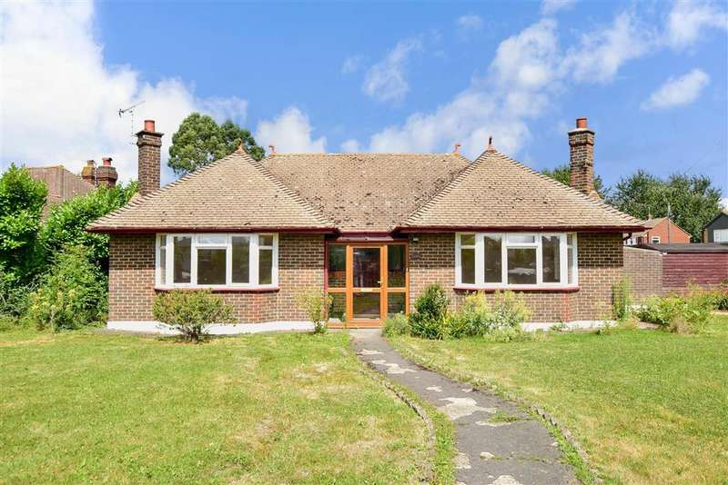 2 Bedrooms Bungalow for sale in Mickleburgh Hill, Herne Bay, Kent