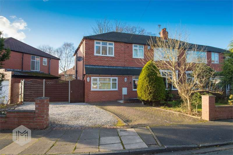 5 Bedrooms Semi Detached House for sale in Maple Grove, Worsley, Manchester, M28