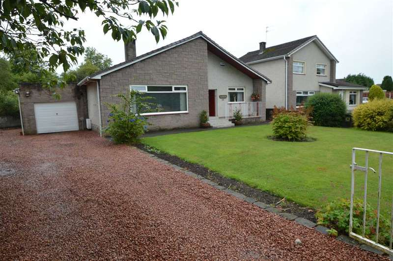 4 Bedrooms Bungalow for sale in Burnside Place, Larkhall