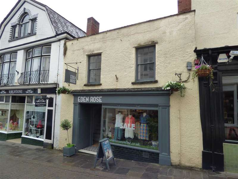 Commercial Property for sale in St Mary's Street, Chepstow