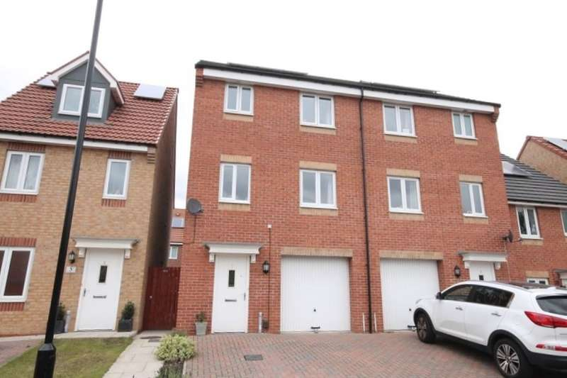 4 Bedrooms Property for sale in Thomaston Court, Greenvale Estate, Newcastle Upon Tyne, NE5