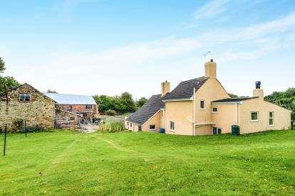 4 Bedrooms Detached House for sale in Sunnyside, Bagillt, Flintshire, CH6