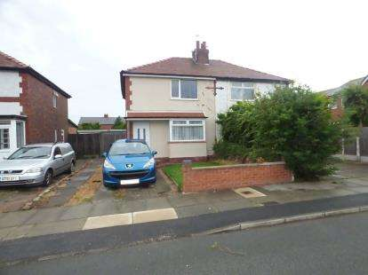 2 Bedrooms Semi Detached House for sale in Roselea Drive, Churchtown, Southport, Merseyside, PR9