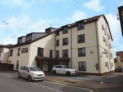 1 Bedroom Retirement Property for sale in High Street, Dawlish, Devon