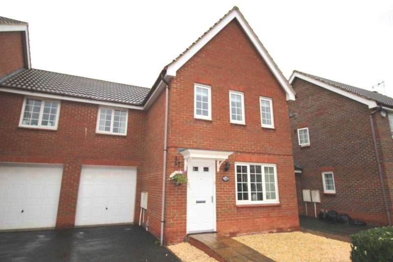 3 Bedrooms Link Detached House for sale in Abbotsmead, Heybridge