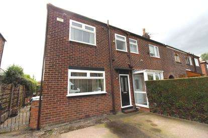 2 Bedrooms Semi Detached House for sale in Adshall Road, Cheadle, Greater Manchester