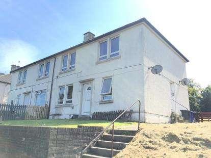 2 Bedrooms Flat for sale in Kilbarchan Road, Johnstone