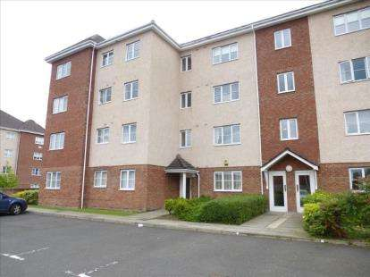 2 Bedrooms Flat for sale in Robertsons Gait, Paisley