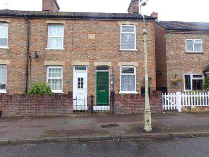 2 Bedrooms Terraced House for sale in Cricket Lane, Bedford, Bedfordshire