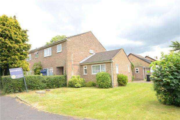 3 Bedrooms End Of Terrace House for sale in Portway Close, Reading, Berkshire