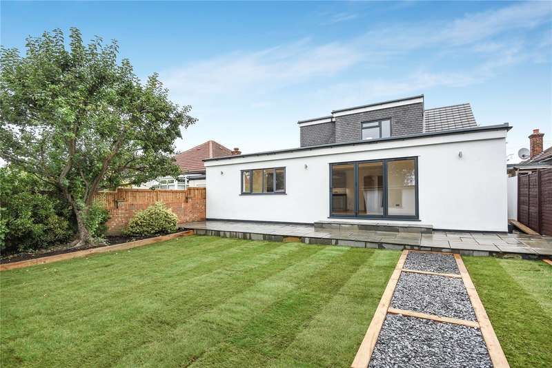 5 Bedrooms Detached Bungalow for sale in Willow Grove, Ruislip, Middlesex, HA4
