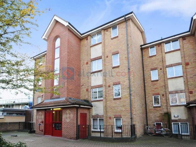 1 Bedroom Flat for sale in Rainhill Way, Bow E3