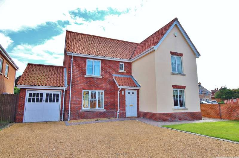 4 Bedrooms Detached House for sale in Jubilee Walk, Great Yarmouth