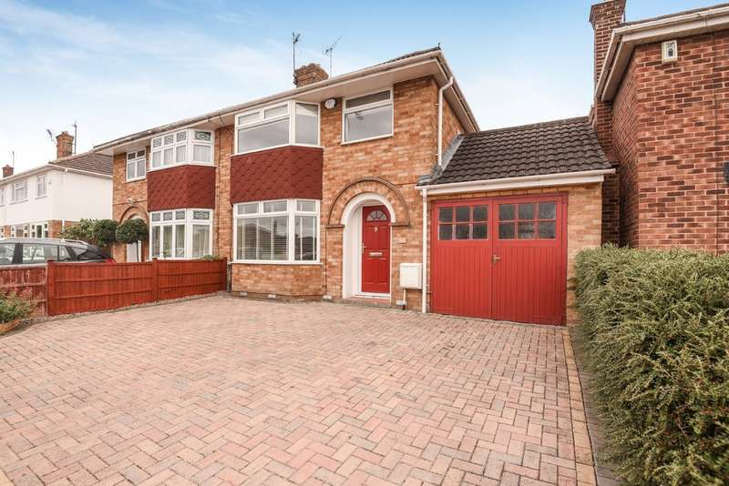 3 Bedrooms Semi Detached House for sale in Warden Hill