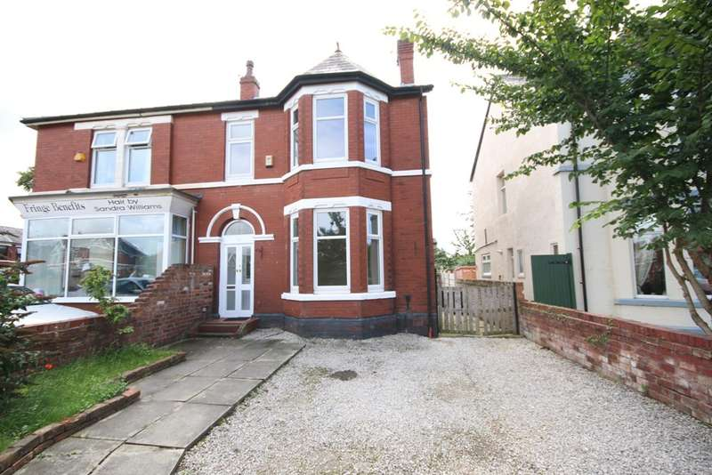 4 Bedrooms End Of Terrace House for sale in Sussex Road, Southport