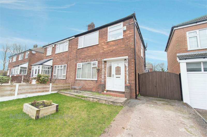 3 Bedrooms Detached House for sale in Lyndene Avenue, Worsley, Manchester, M28