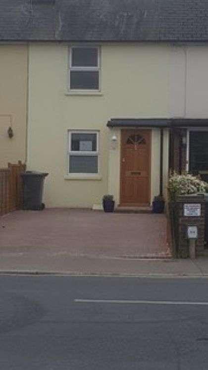 2 Bedrooms Terraced House for sale in Priory Road, Tonbridge, Kent, TN9 2BP
