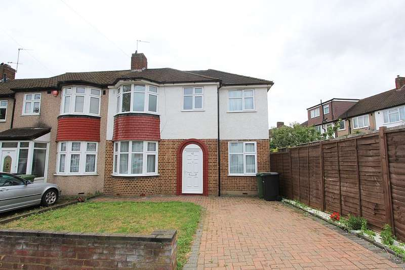 4 Bedrooms End Of Terrace House for sale in 42, Datchet Road, London, London, SE6 4BY