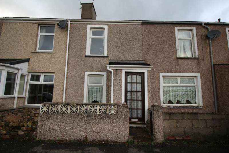 2 Bedrooms Terraced House for sale in Poolside Haverigg, HAVERIGG