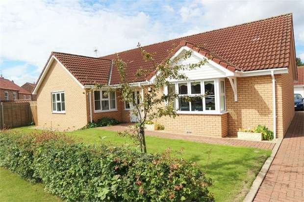 3 Bedrooms Detached Bungalow for sale in Spring Court, Wereham, King's Lynn, Norfolk