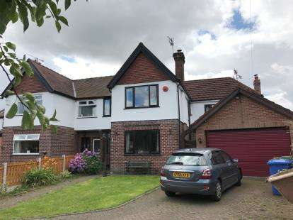 4 Bedrooms Semi Detached House for sale in The Dale, Penketh, Cheshire, Warrington