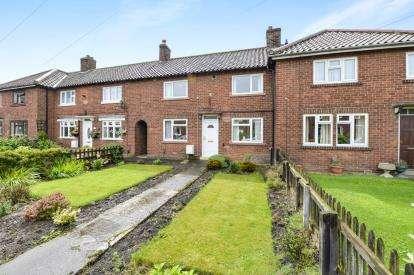 3 Bedrooms Terraced House for sale in Clapham Road, Yarm, Durham